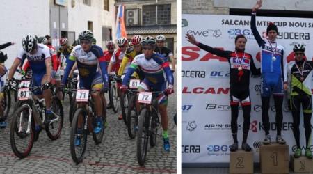 Horskí cyklisti majú za sebou sériu víťazstiev v Srbsku