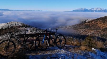 Známe aj menej známe vrcholy Levočských vrchov -  1. časť