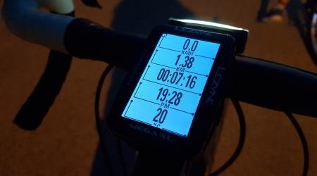 Test: Lezyne Mega XL - GPS s výdržou dva dni