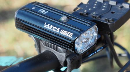 Lezyne Super Drive 1600XXL - osvetlenie bez kompromisov