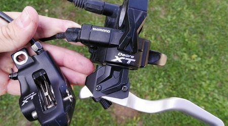 Slepé vetvy v histórii MTB: Páky dual control