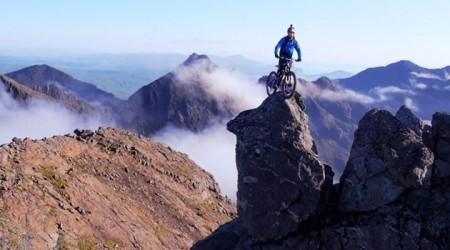 Ako sa natáčalo MTB video: Držte si sánky od Dannyho MacAskilla - The Ridge