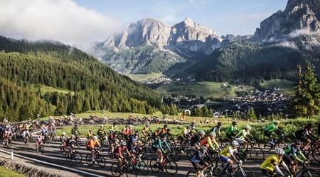 Maratona dles Dolomites 2021 - to najkrajšie, čo Taliansko ponúka