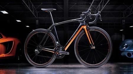 Specialized v spolupráci s tímom F1 vytvoril unikátny bike: S-WORKS McLAREN TARMAC