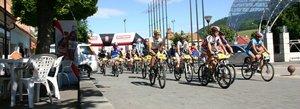 Bike Tour Brezno