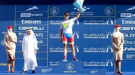 Okolo Dubaja: V celkovom poradí skončil Michael Kolář 76. a Juraj Sagan 88.