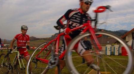 Cyklokros: Barényi vyhral preteky Maďarského pohára