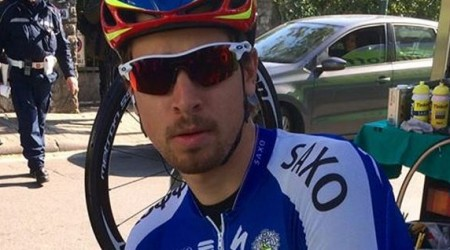 Sagan finišoval na výbornom druhom mieste na Tirreno-Adriatico a tesne pred cieľom sa vyhol hromadnému pádu