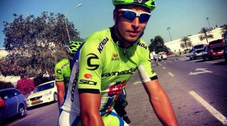 Sagan víťazom 4. etapy Okolo Ománu a lídrom pred víkendom