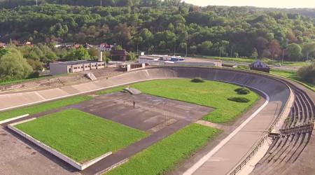 Video: Prešovský velodróm z vtáčej perspektívy
