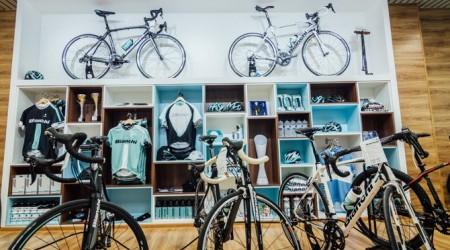 PRO CYCLING - servis a predajňa bicyklov v Bratislave so zameraním na značky Bianchi a Corratec