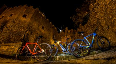 Aký bicykel je najlepší? - 2. časť alebo keď sa príroda nehrá