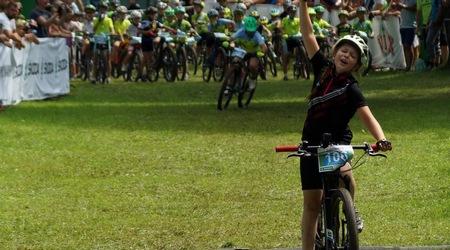 Reportáž: Kolesá sa na Detskej Tour Petra Sagana opäť roztočili vRimavskej Sobote