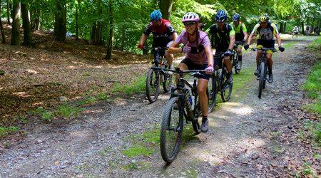 Reportáž: MTBIKER Častovský cyklookruh - bez stresu a súťaženia