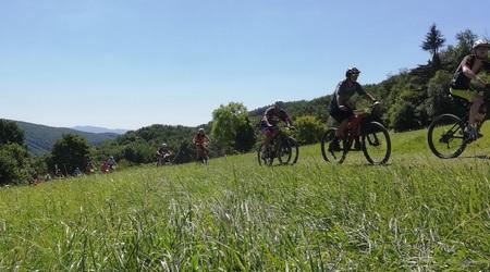 Reportáž: Cyklostore maratón Horné Srnie – bolestivý začiatok sezóny