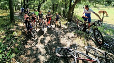 Reportáž: MTBIKER Častovský cyklookruh - okom MTBIKER tímu