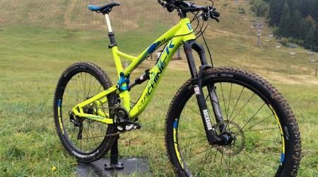Pozvánka: Testovanie bicyklov Rock Machine Blizzard - modely 2015