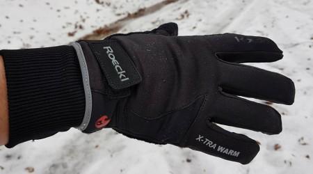 Test: Roeckl Vreden - rukavice do našej pravej zimy