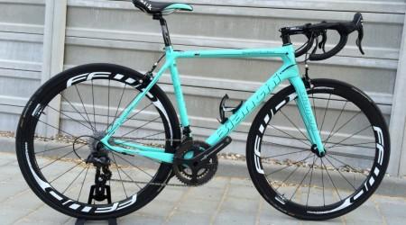 Test: Bianchi Specialissima - kráľovná cestných bicyklov na vlastnej koži