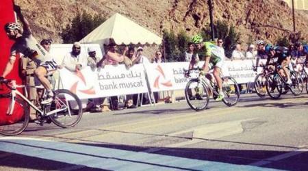 V 3. etape Okolo Ománu skončil Sagan na 2. mieste