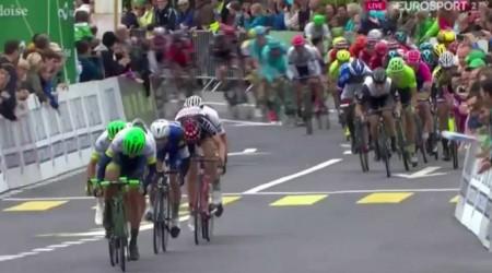 Peter Sagan víťazom 2. etapy na Okolo Švajčiarska