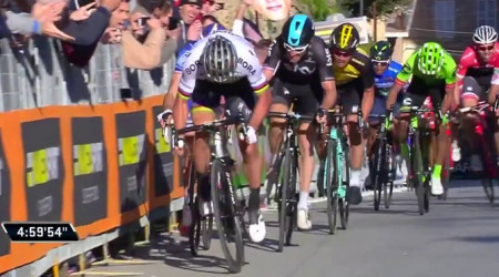 Video: Sagan vybojoval štrnáste etapové víťazstvo na Okolo Švajčiarska