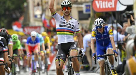 Video: Ako vyhral Peter Sagan 3. etapu na TdF 2017