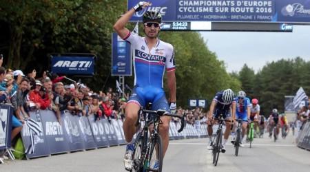 Sagan do svojej rozrastajúcej sa zbierky cenných triumfov pridal víťazstvo na majstrovstvách Európy