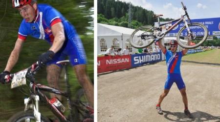 Súťažný návrat Petra Sagana na horský bicykel - absolvuje preteky v Rakúsku a Česku