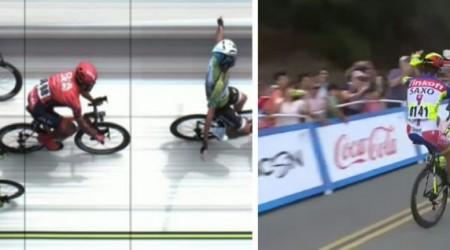 Sagan predvádzal parádne výkony a stal celkovým víťazom Okolo Kalifornie