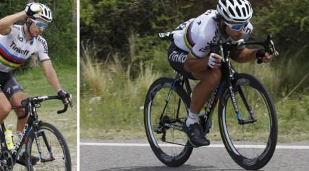 Sagan sa nebojí o svoju budúcnosť a Contadorovu nerieši