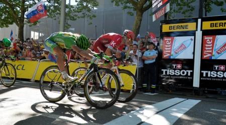 Sagan víťazom 16. etapy tesne pred Kristoffom a tento rok už Sagan vyhral 3 etapy na TdF