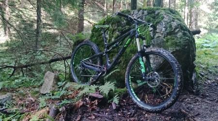 Test: Scott Genius 710 plus - viacero funkcií v jednom biku