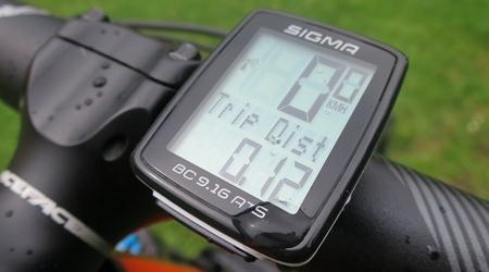 Test: Sigma Sport BC 9.16 ATS – nemecká kvalita za rozumnú cenu