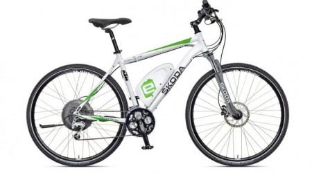 ŠKODA predstavuje svoj prvý elektrobicykel