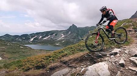 Video: Spojenie poriadny trail a Bulharsko ide rozhodne dokopy
