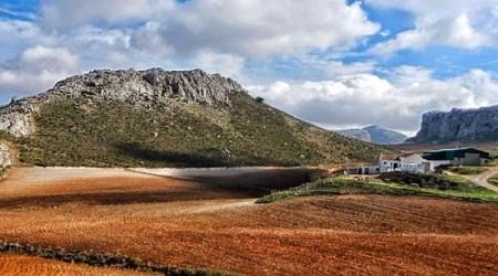 Španielska Andalúzia - dych vyrážajúce El Caminito del Rey