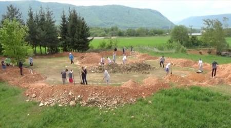 Výstavba bikrosovej trate v Rožňave