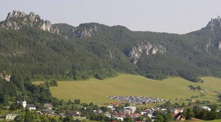 ŠKODA BIKE OPEN TOUR 2017 sa presúva pod Súľovské skaly už tento víkend