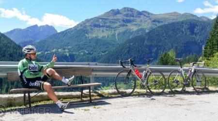 Na cestných bicykloch v Taliansku - Passo Giau, Passo dello Stelvio, Passo di Gavia či Mortirolo