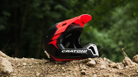 Test: Cratoni C-Maniac 2.0 MX - do bikeparku, no nielen tam