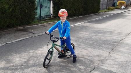 Test: Detský bicykel Academy Grade 3 – čistá radosť z jazdy