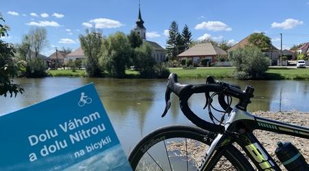 Tip na výlet: Viszlát v Komárne! ... alebo dole Váhom na bicykli