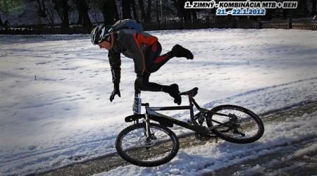 Prvý Zimný Maratón 2012