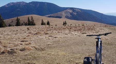 Malý sprievodca okolím Veľkej Fatry - hrebene, traily a šotolinky