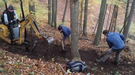 V Laskomerskej doline pri Banskej Bystrici rastie ojedinelý areál singletrailov pre cyklistov