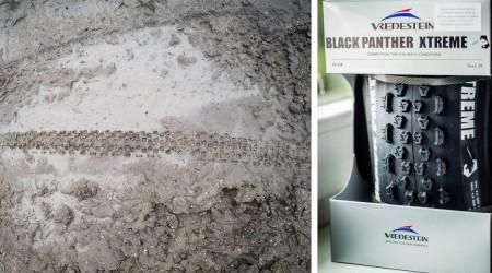 Test: Plášte Vredestein Black Panther Xtreme - vhodné do náročného terénu a blata