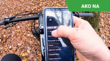 Video: Ako sa pripojiť k biku pomocou smartfónu