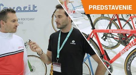 Video: Favorit – tradičný český výrobca bicyklov predstavil novinky a vychytávky pre rok 2018