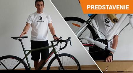 Video: Prvotné poskladanie bicykla - radosť či utrpenie?